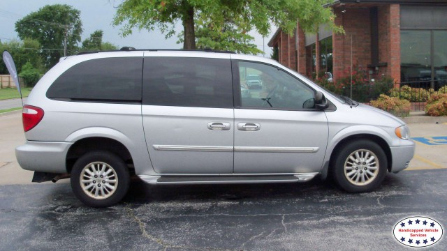 2004 Chrysler Town and Country Vision Rear Entry Vision Rear Entry Powerwheelchair van for sale