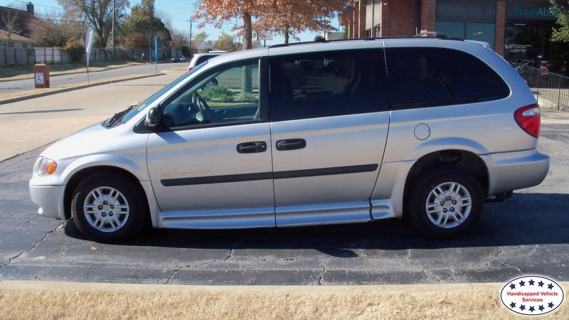 Ada, Ok 2006 Dodge Grand Caravan BraunAbility Dodge Entervan IIwheelchair van for sale