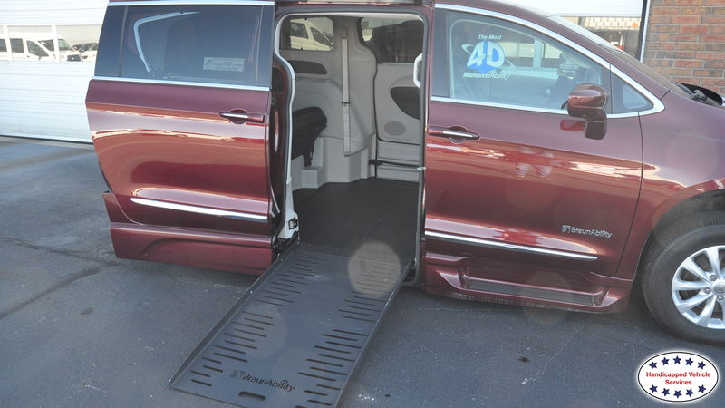2c25c7ffd2 Used Wheelchair Vans For Sale in Oklahoma