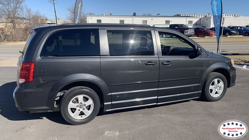 Oklahoma City, Ok 2011 Dodge Grand Caravan BraunAbility Dodge Entervan IIwheelchair van for sale