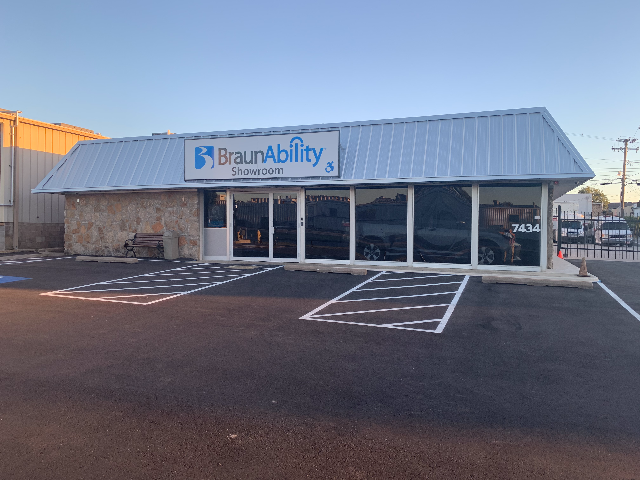Handicapped Vehicle Services's Facility in Tulsa, OK
