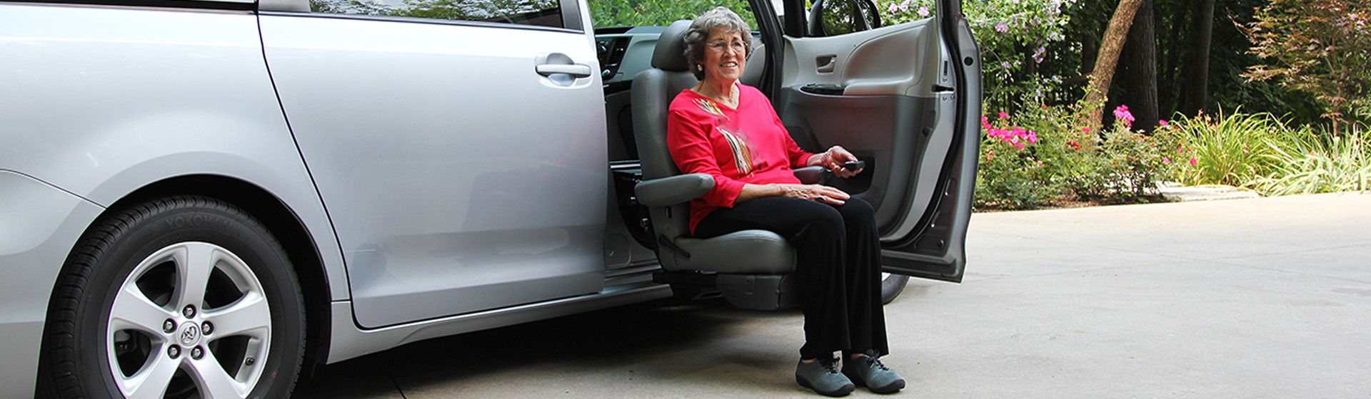 Vehicle Transfer Seating Oklahoma