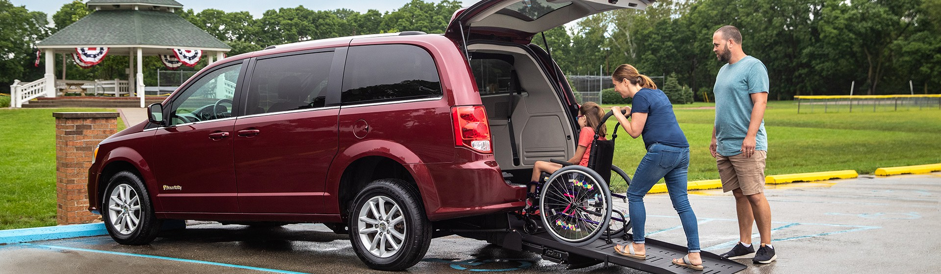 Wheelchair Van Rental Oklahoma