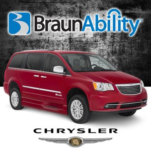 Chrysler Wheelchair Vans