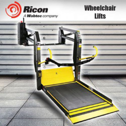 Ricon Platform Wheelchair Lift