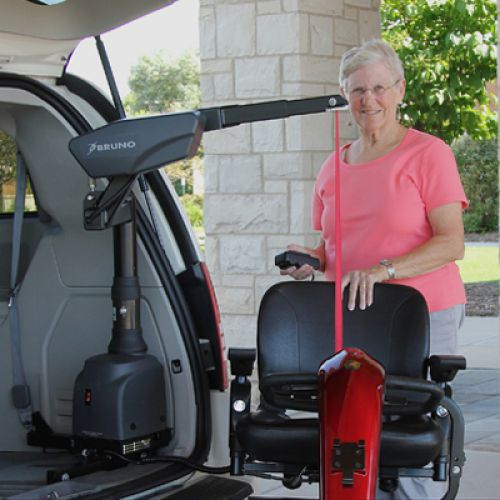Scooter & Wheelchair Lifts -