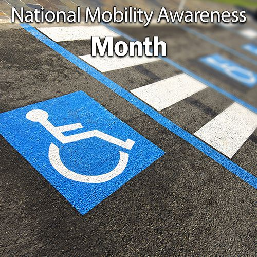 National Mobility Awareness Mo