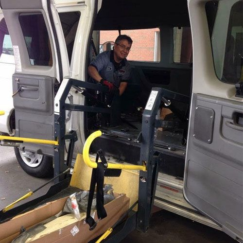 Wheelchair Van Service