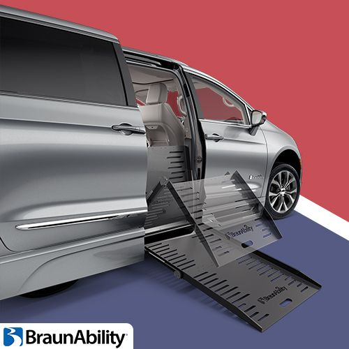 What is an Accessible Van?